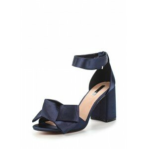 LOST INK Босоножки BEXLEY BOW BLOCK SANDAL